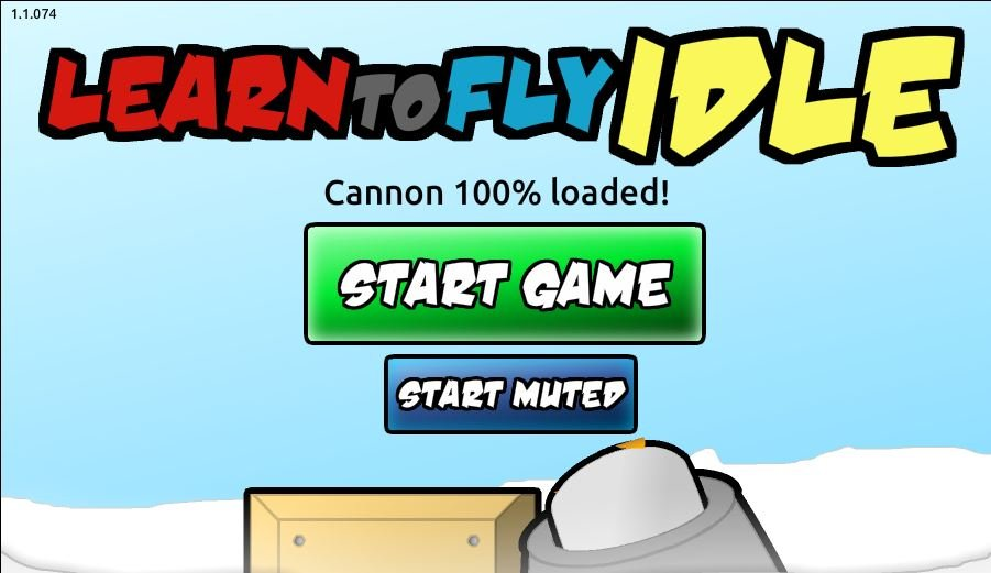 Learn to Fly Idle #GTUSA 1
