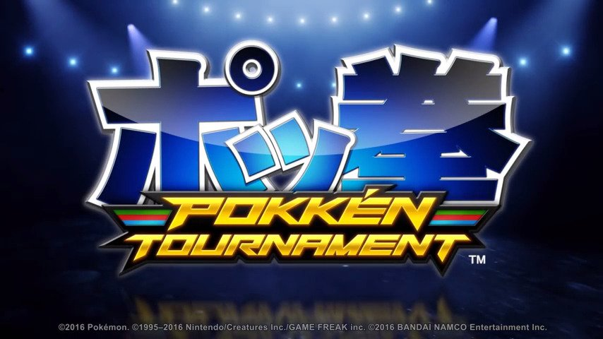 Pokkén Tournament Has Arrived On The Wii U! #GTUSA 1
