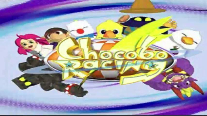 Chocobo Racing's 17th Anniversary 1