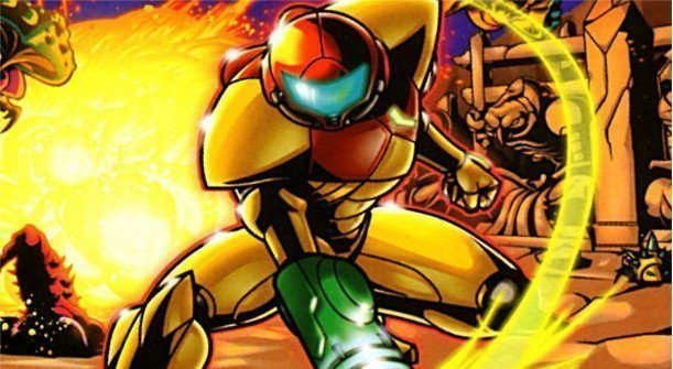 Super Metroid Turns 22 Years Old Today #GTUSA 1