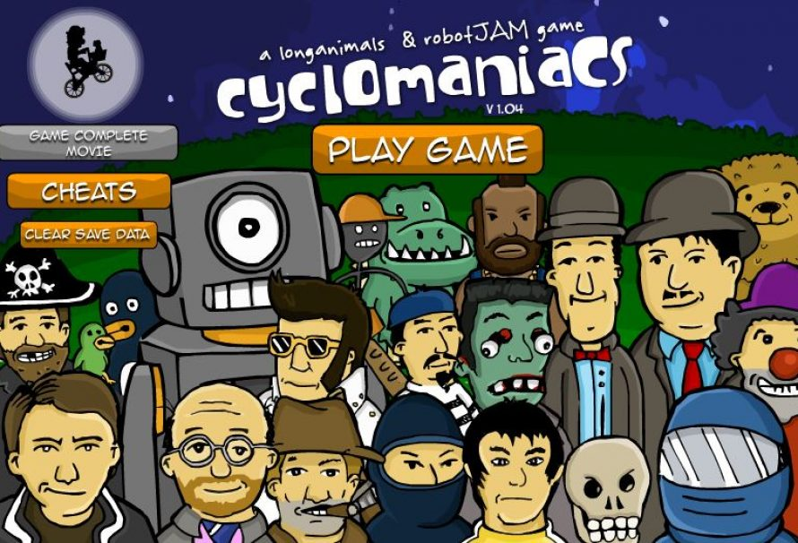 CycloManiacs – Free To Play Browser Game