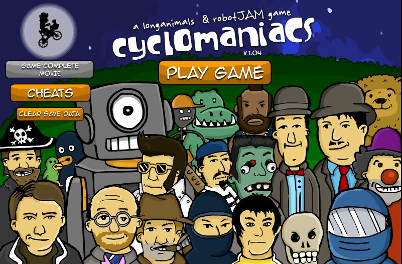 CycloManiacs - #GTUSA 1