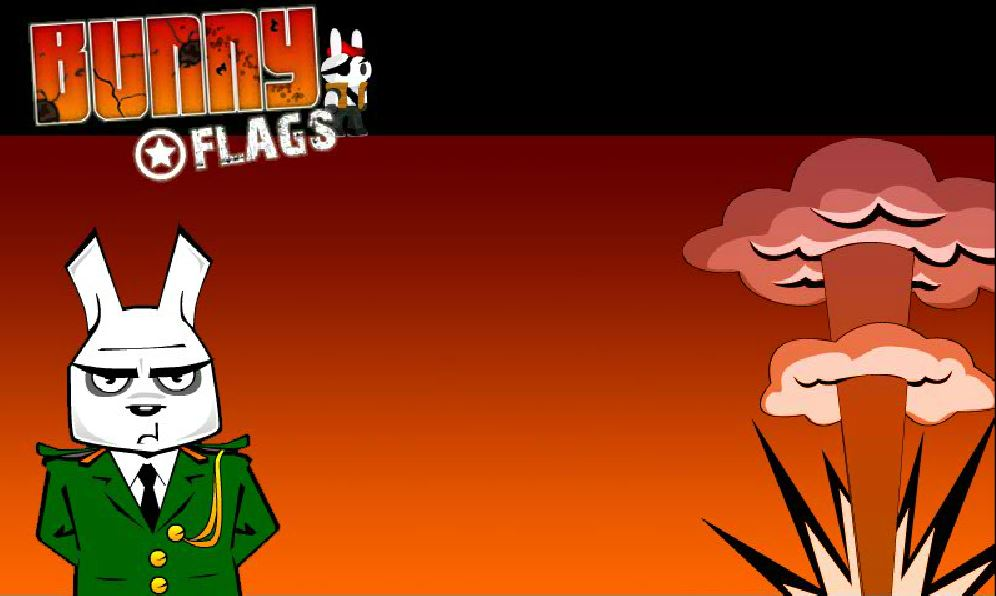 Bunny Flags - #GTUSA 1