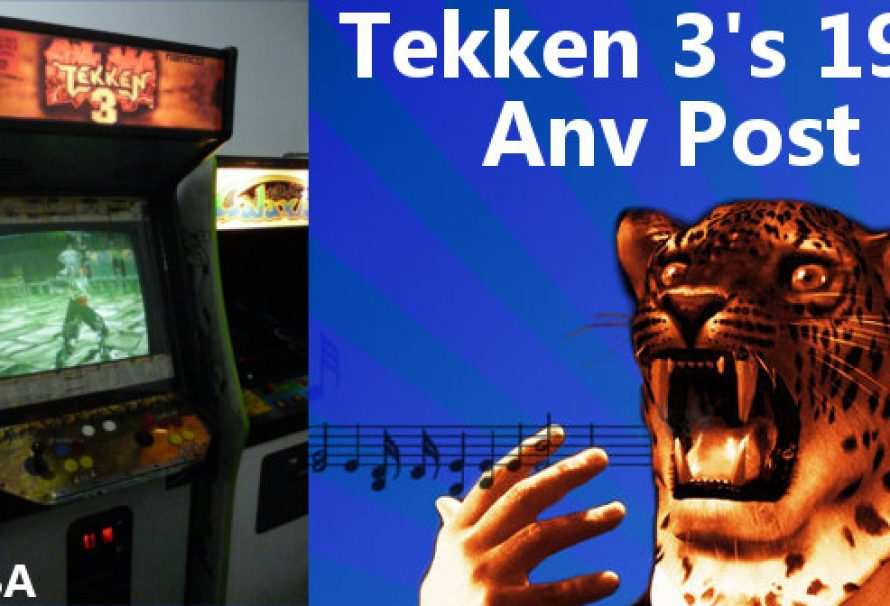Guess What Fight Fans? Its Tekken 3's 19th Anniversary