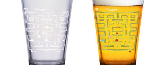 Cold Activated Color Changing Pac-Man Glasses
