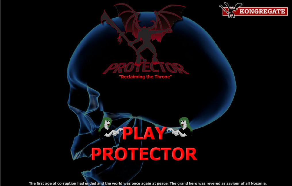 Protector: Reclaiming the Throne - #GTUSA 1
