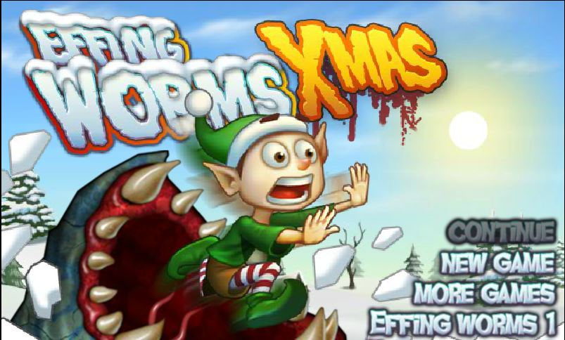 Effing Worms - Xmas - #GTUSA 1