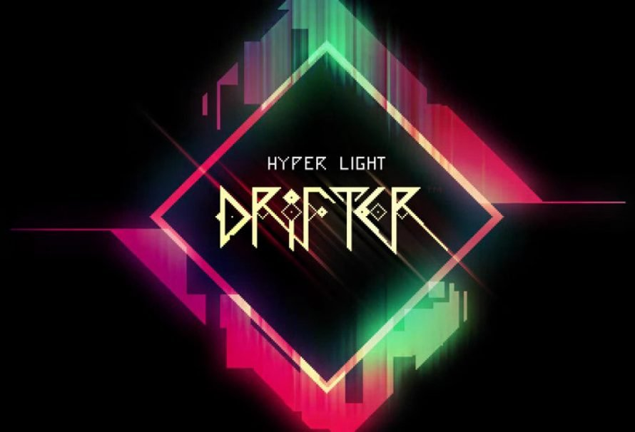 Hyper Light Drifter Out Today