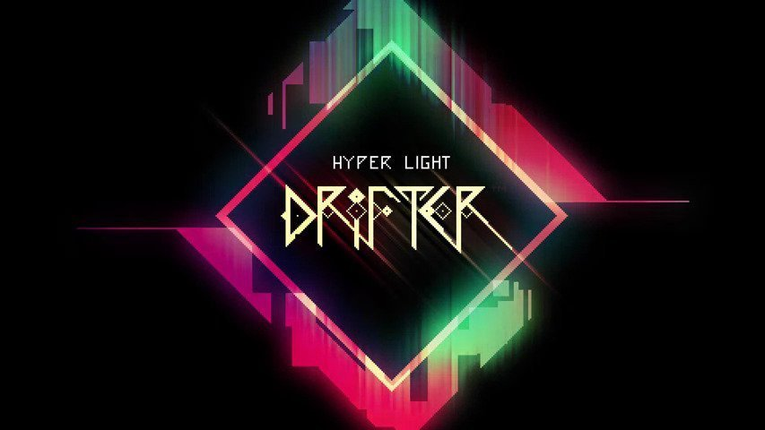 Hyper Light Drifter Out Today - #GTUSA 1