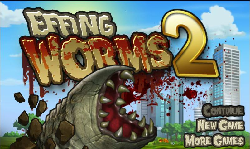 Effing Worms 2 - #GT USA 1