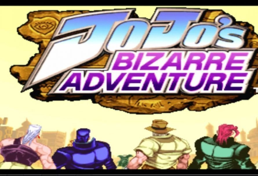 Jojo's Bizarre Adventure On PS1's 16th Anniversary Tribute Post