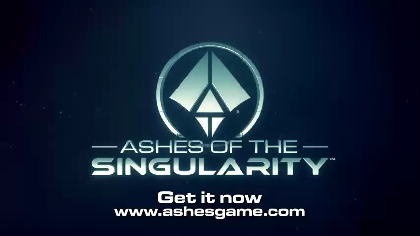 Ashes of the Singularity Out Today On Steam - #GTUSA 1