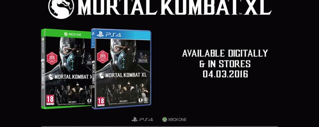 Mortal Kombat XL Pack Out Today On Xbox One