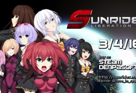 Sunrider: Liberation Day - Out Now