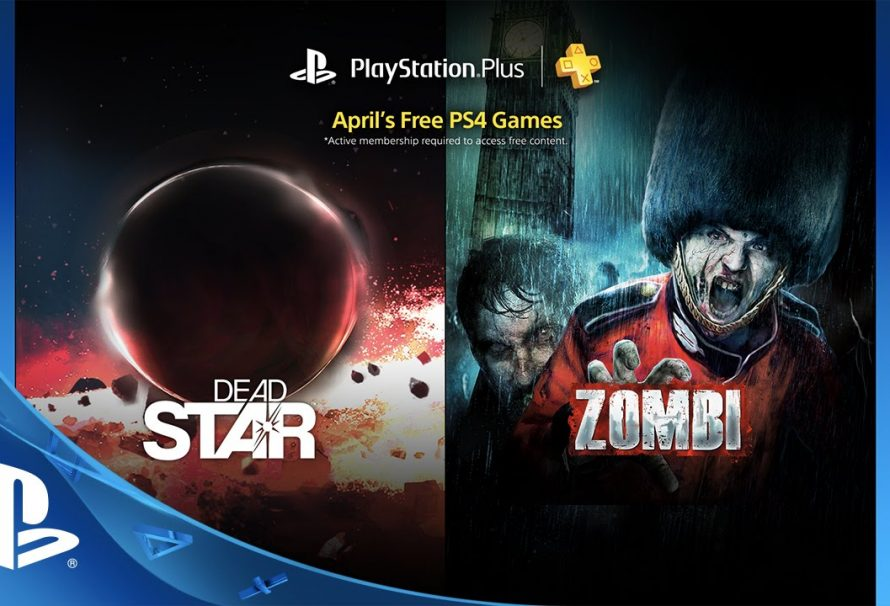PS Plus Free Games of April 2016