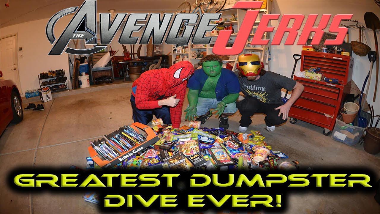 dumpster diving at gamestop gt usa dumpster diving at gamestop