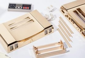 You can get this 24kt gold NES system for $5000