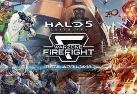 Halo 5: Guardians New Warzone Firefight Game Mode Beta Live Up to April 18th