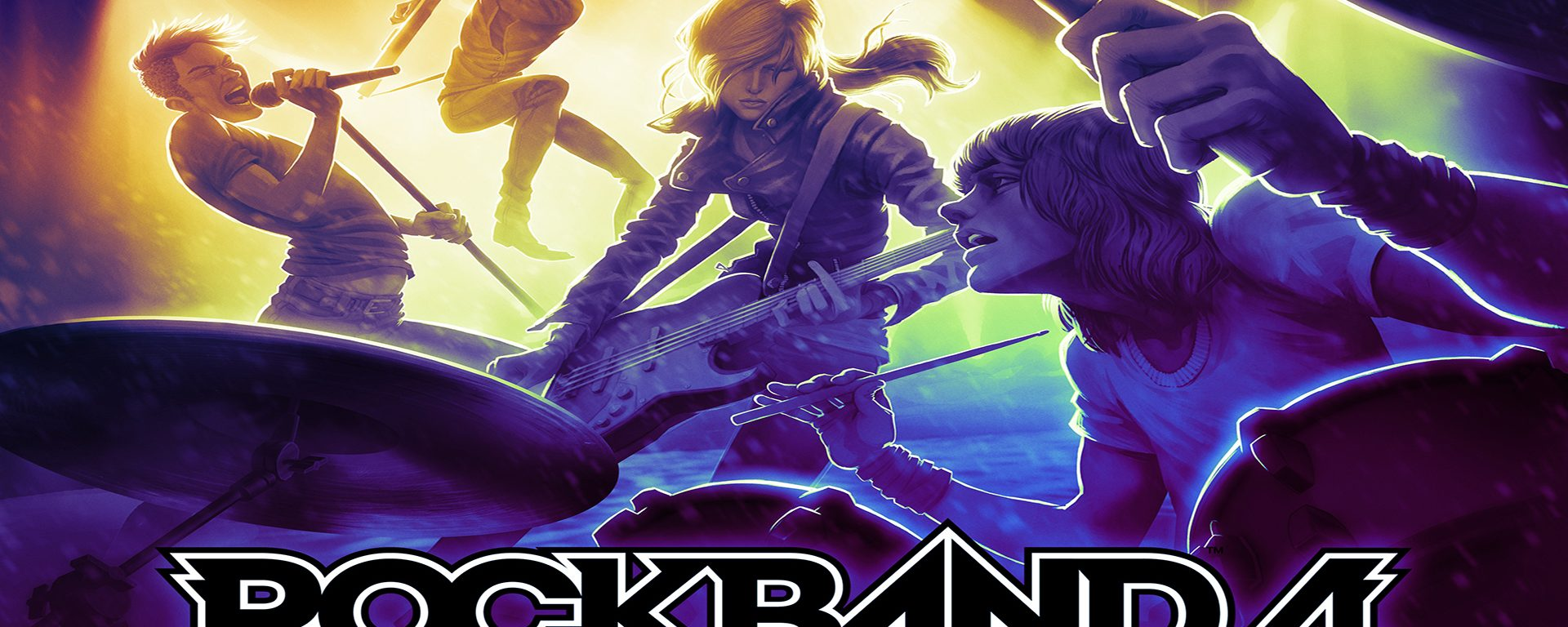 New DLC Tracks Coming to Rock Band 4 This Week