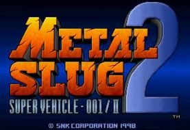Happy 18th Anniversary Metal Slug 2