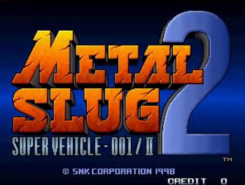 Happy 18th Anniversary Metal Slug 2 - #GTUSA 1