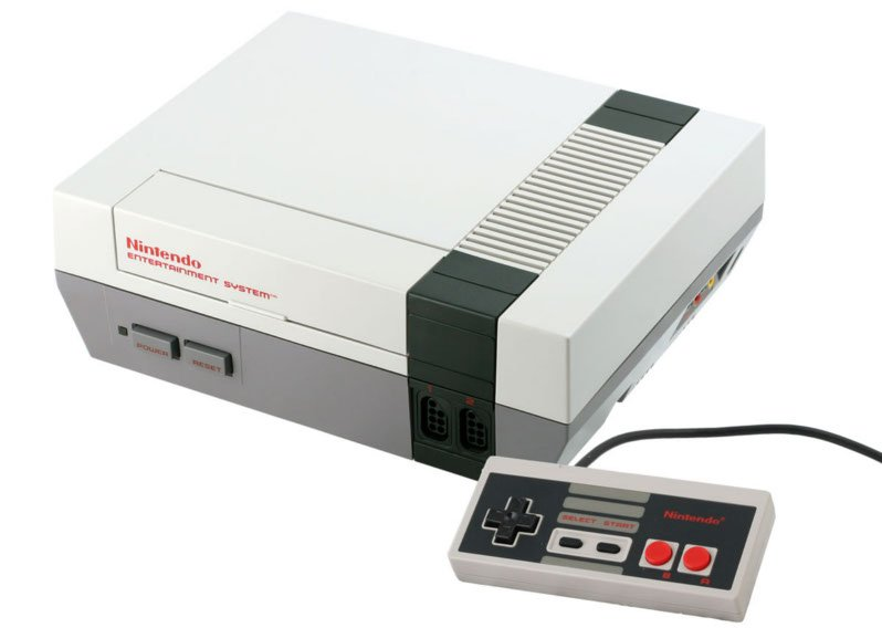 Nes Complete Game List - #GTUSA 1