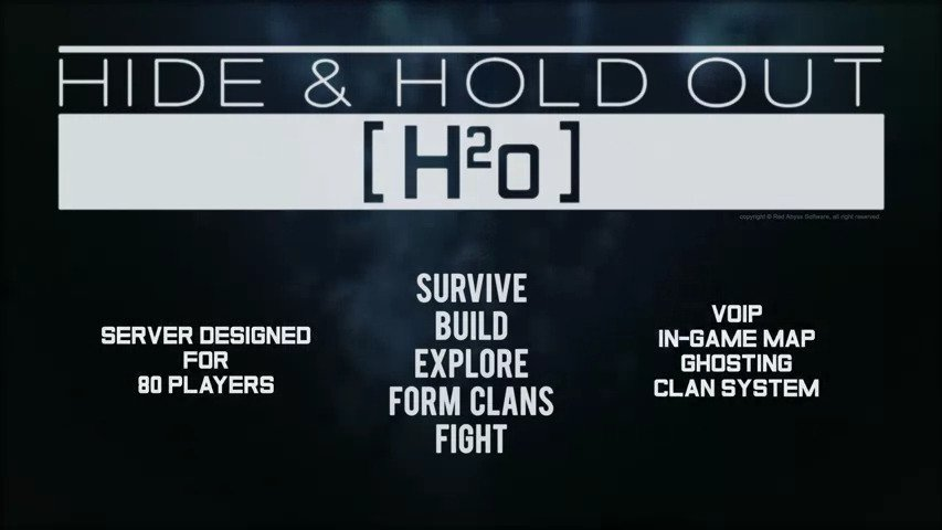 Hide & Hold Out: H2o - Today on Steam - #GTUSA 1