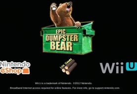 Epic Dumpster Bear Out Today On Wii U