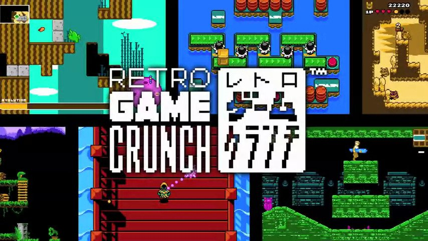 Special Guest Vintendo Reviews Retro Game Crunch - #GTUSA 1