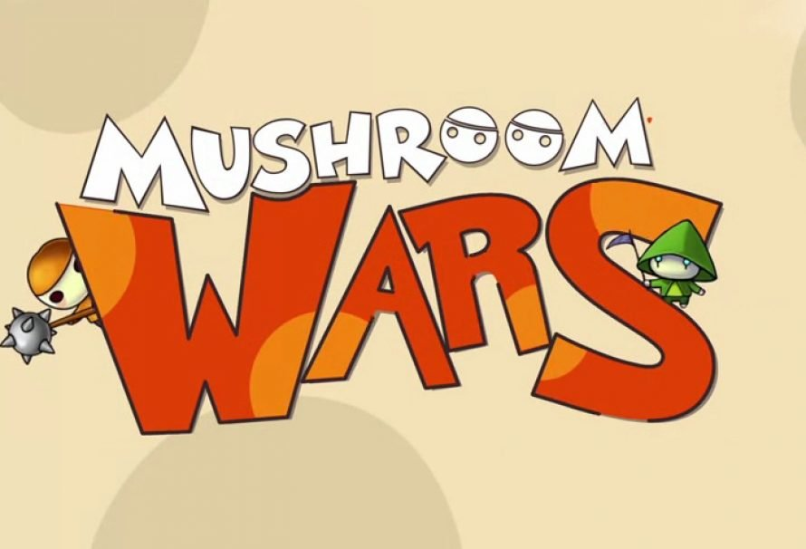 Mushroom Wars – Out Now On Steam