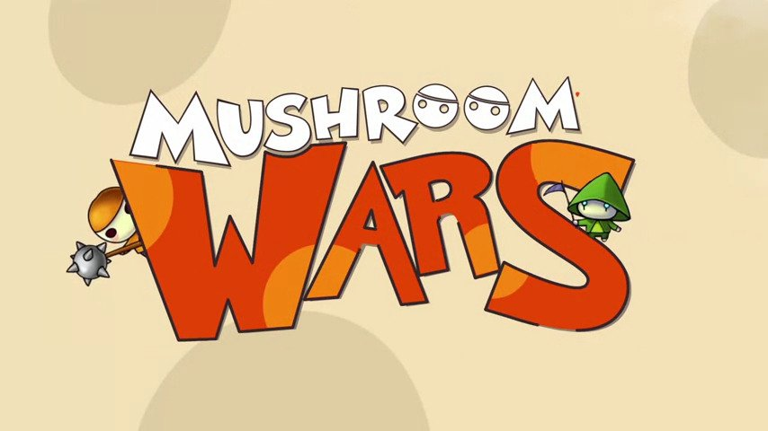 Mushroom Wars - Out Now On Steam - #GTUSA 1