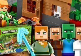LEGO Announces Huge 1600 Piece 'Minecraft' Set