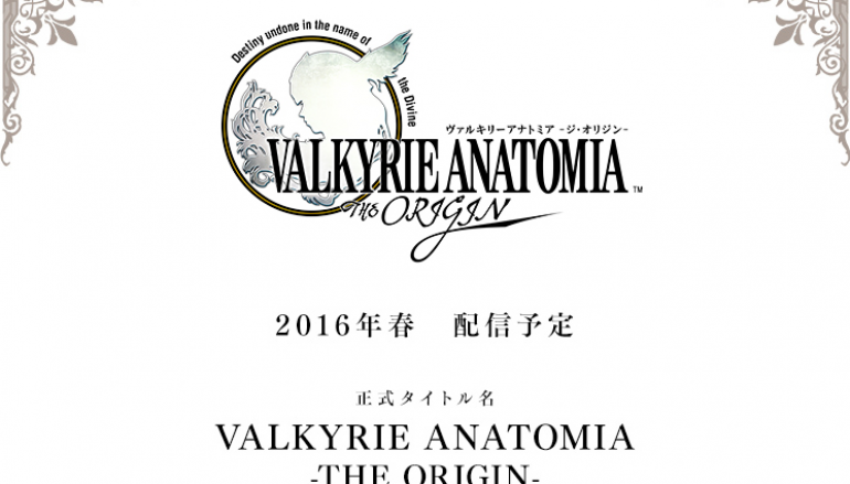 Valykrie Anatomia: The Origin