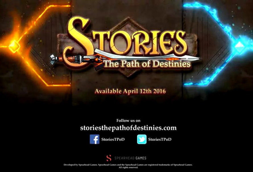 Stories: The Path of Destinies Out Today On Steam