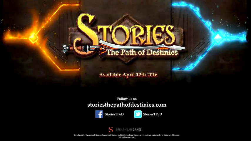 Stories: The Path of Destinies Out Today On Steam -#GTUSA 1