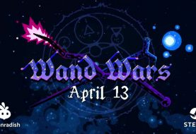 "Join the ""Wand Wars"" Today On Steam"
