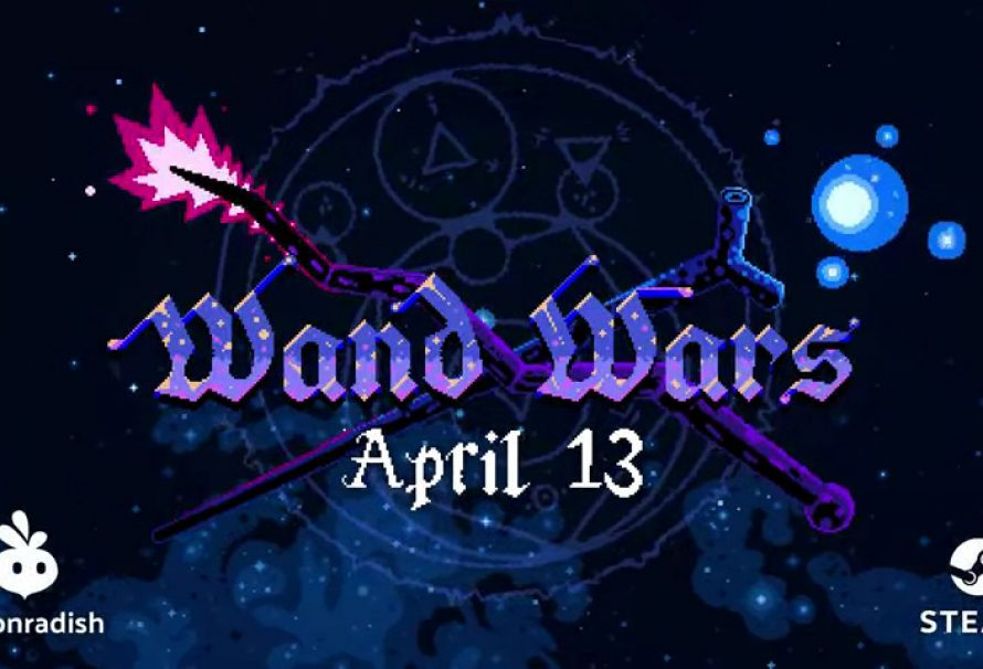 """Join the """"Wand Wars"""" Today On Steam"""