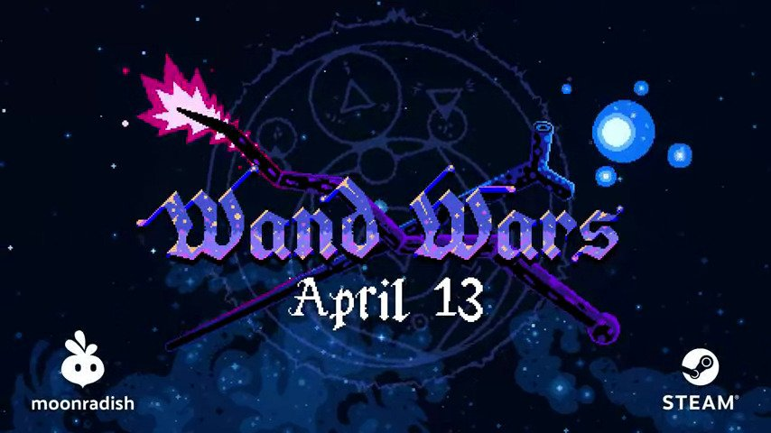 "Join the ""Wand Wars"" Today On Steam - #GTUSA 1"