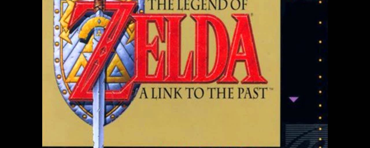 Legend OF Zelda: A Link To The Past Turns 24 Years Old Today