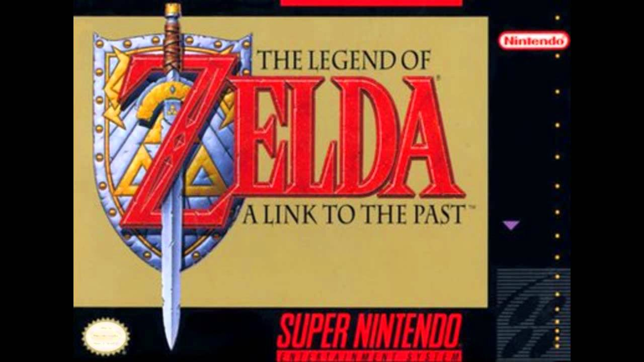 Legend OF Zelda: A Link To The Past Turns 24 Years Old Today - #GTUSA 1