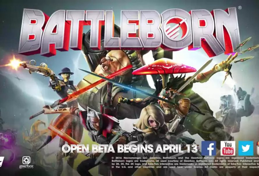 Battleborn Is Out Now On PS4, XB1, & Steam