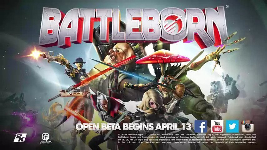 Battleborn Is Out Now On PS4, XB1, & Steam - #GTUSA 1