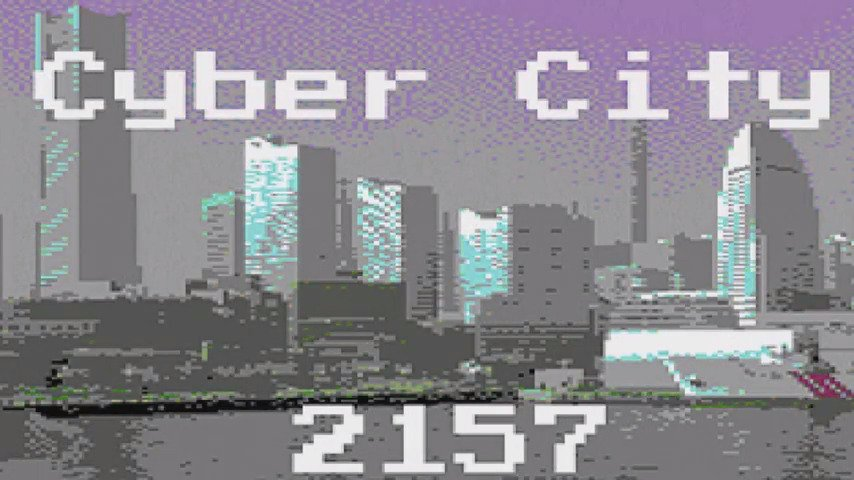 Cyber City 2157: The Visual Novel Out Today - #GTUSA 1