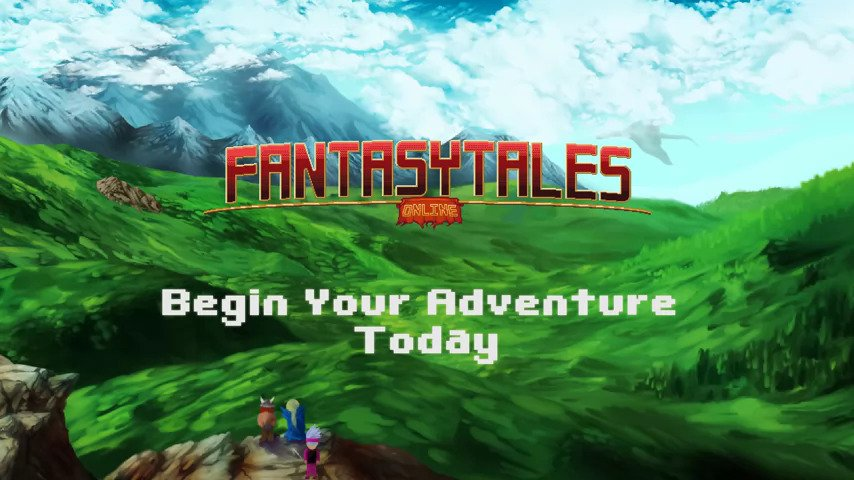 Fantasy Tales Online ~ Free To Play Today - #GTUSA 1
