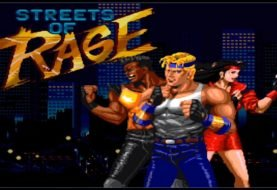 Streets Of Rage Rap Anthem