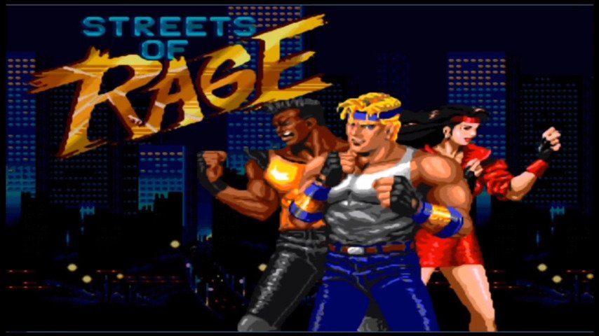 Streets Of Rage Rap Anthem - #GTUSA 1