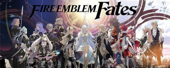 Fire Emblem Fates: Birthright & Conquest Releases Today