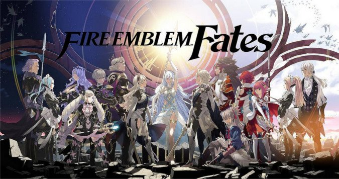 Fire Emblem Fates: Birthright & Conquest Releases Today - #GTUSA 1
