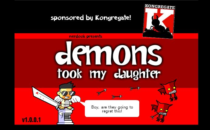 Demons Took My Daughter - #GTUSA 1