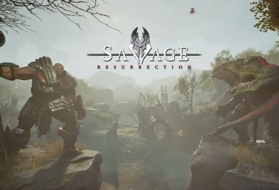 Savage Resurrection Out Now